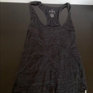 Grey American Eagle Tank Top Size M